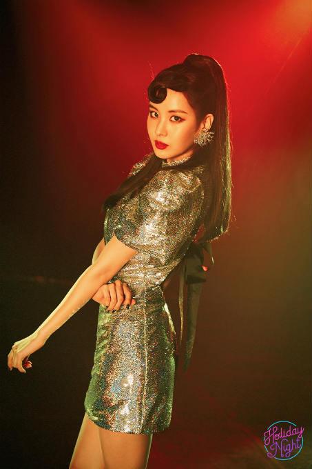 ソヒョン 少女時代