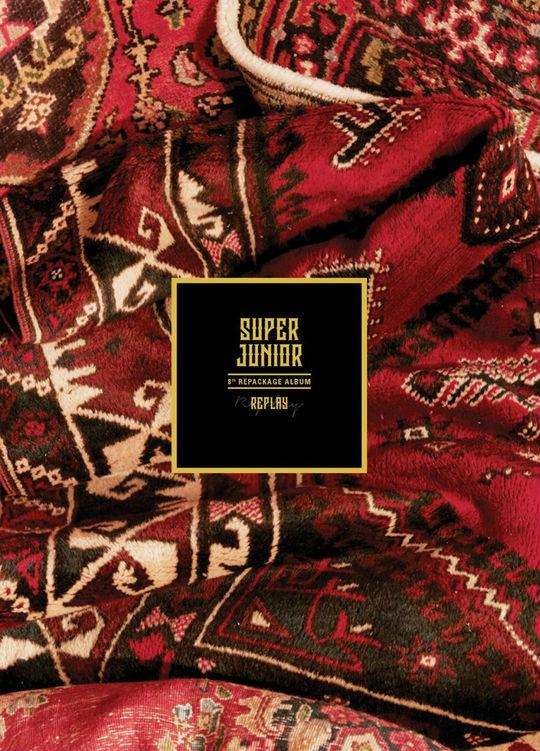 スーパージュニア(Super Junior)、リパケアルバム「Replay」をリリースへ