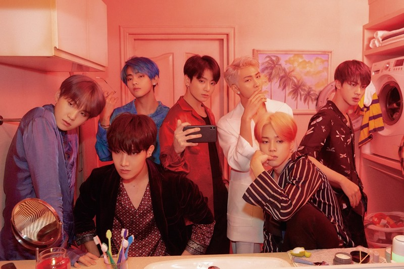 BTS「Map Of The Soul:Persona」、世界のiTunesチャート席巻!86の国と地域で1位に
