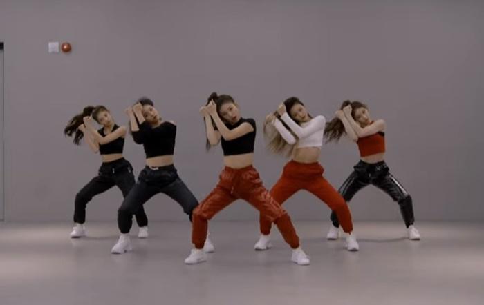 リア ダンス Itzy