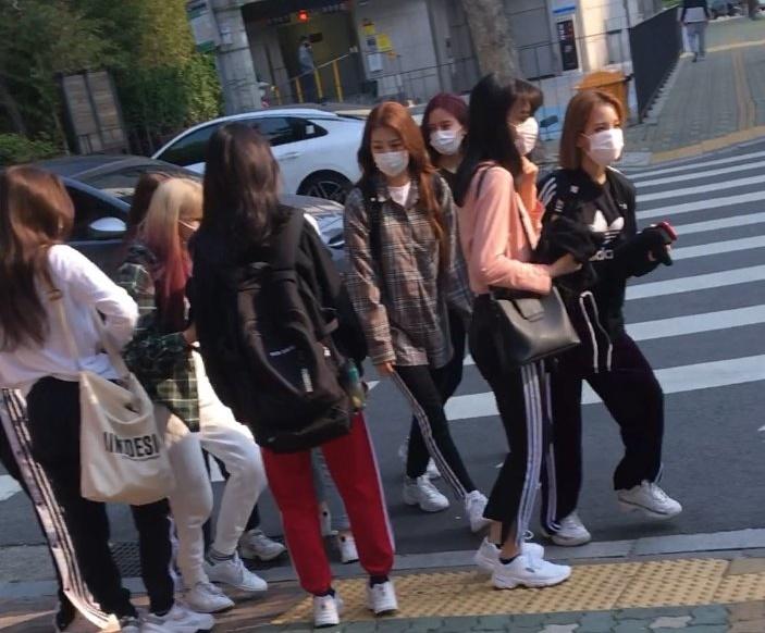 虹プロ 韓国での人気
