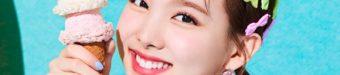 """TWICE、""""Happy Happy""""のメンバー個人写真公開"""