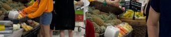 IZOne(アイズワン)、タイのスーパーマーケットで目撃
