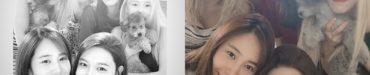 少女時代「急な集まり」、グループ写真を投稿