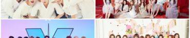 IOI, ワナワン, IZOne, X1 -デビュー団体写真一番良いのは..?