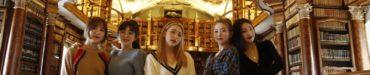 広報大使Red Velvet、スイス満喫 - 写真公開