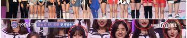 "TWICE""Sixteen""&アイドル学校、団体写真が話題に..「デビュー組中央に」"